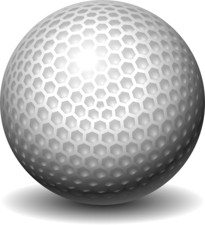 Golf Ball Background PNG Images