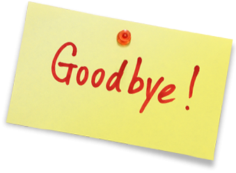 Goodbye Icon 11 PNG Images