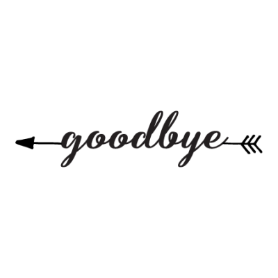 Goodbye icon PNG Images