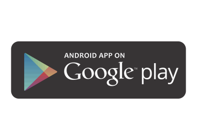 Google Play Logo Cut Out