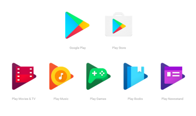 Google Play Logo Picture 16