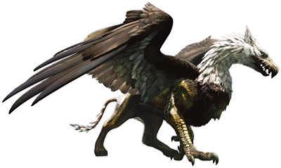 Griffin Vector PNG Images