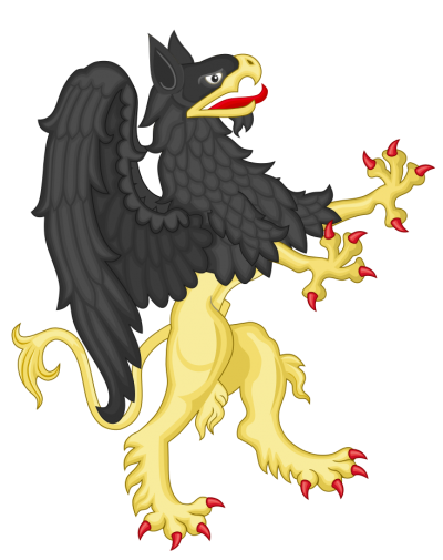 Griffin Clipart PNG File PNG Images