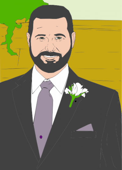 Bearded Groom Clipart At Pic PNG Images