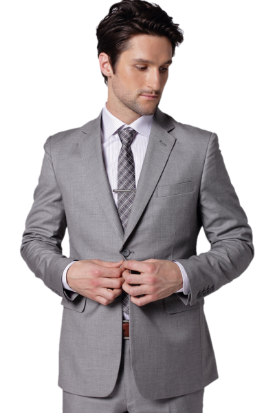 Grey Groom Suit Images