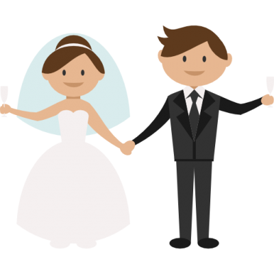 Groom, Wedding Couple, Bride Icon Png Images
