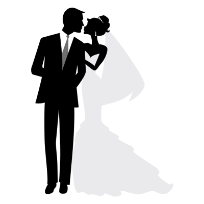 Wedding Effects Groom And Bride Pictures PNG Images