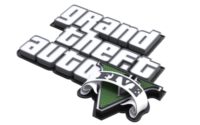 Grand Theft Auto Logo Png