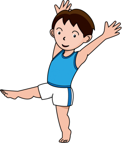 Gymnastics Simple PNG Images