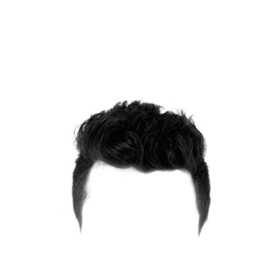 Hairstyle For Black Men PNG PNG Images