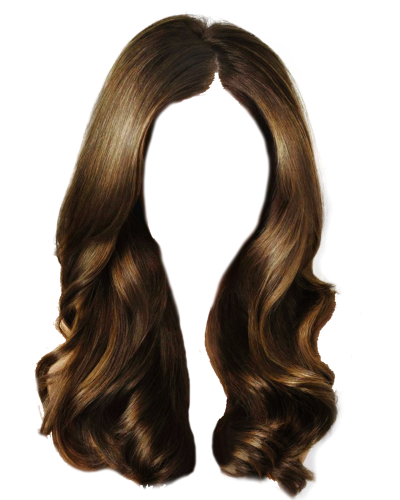 Chestnut Long Wavy Hair Image PNG, Photo Editing, Photoshop, Styles, Wavy  PNG Images