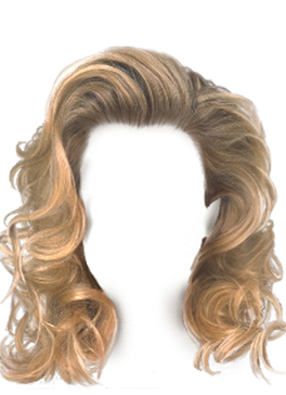 Blond Hair, Blond, Hair, Curly, Wavy, Short Hair, Pictures PNG Images