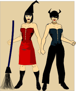 Clipart Halloween Costumes Png