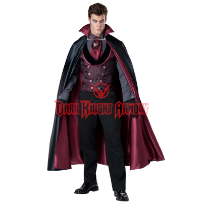 Mens Midnight Count Costume Png PNG Images