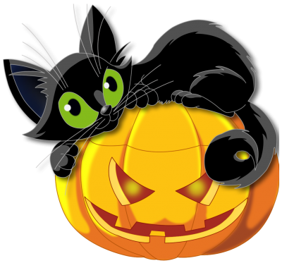 Cats Halloween Png Transparent Image   PNG Images
