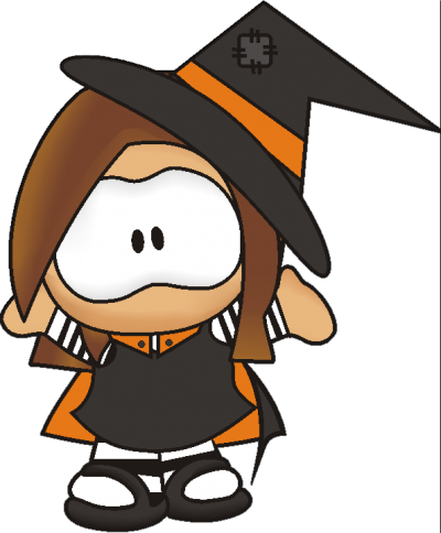 Girls, Halloween, Hauted, Pampkins, Scary Png PNG Images