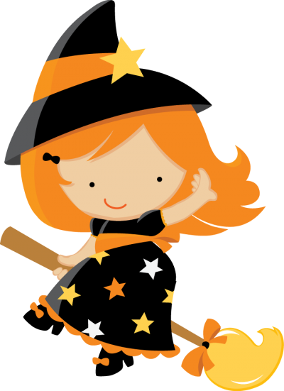 Halloween Clipart Witch Png