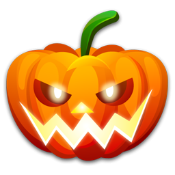 Halloween Nervous Icon Png PNG Images