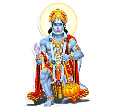 Hanuman Transparent Image