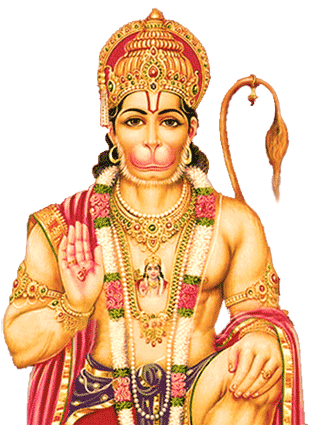 Hanuman Transparent Images