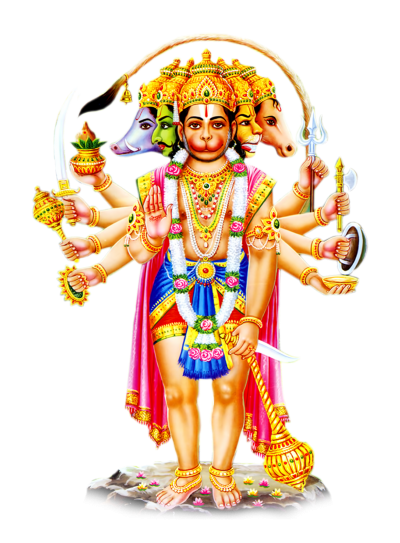 Download Hanuman Free Png Transparent Image And Clipart