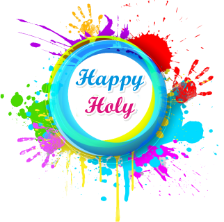 Happy Holi Png Transparent PNG Images