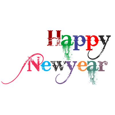 Happy New Year Png images PNG Images