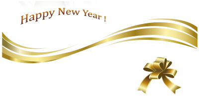 Gold New Year Png images Happy Holidays Pictures PNG Images
