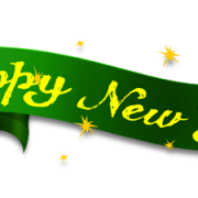 green happy new year png transparent png images