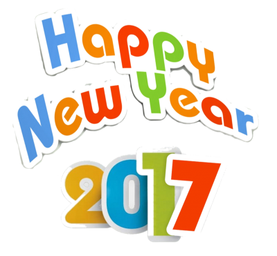 New Year 2017 Png Transparent PNG Images