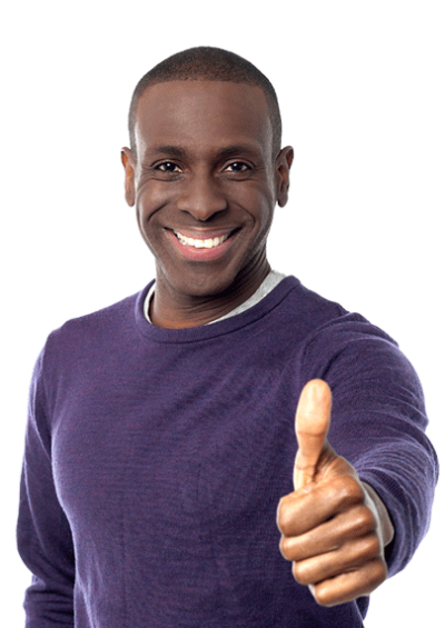 Download Happy Blackman PNG PNG Images
