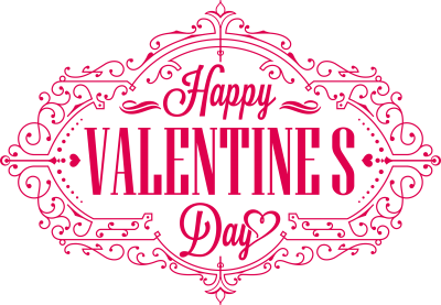Happy Valentines Day Free Download Transparent PNG Images