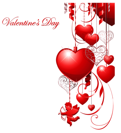 Happy Valentines Day Transparent Image PNG Images