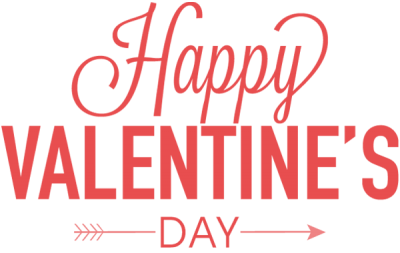 Happy Valentines Day Clipart Photo PNG Images