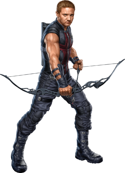 Hawkeye HD Image PNG Images