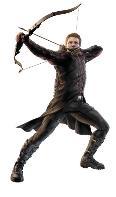 Hawkeye Clipart Transparent PNG Images