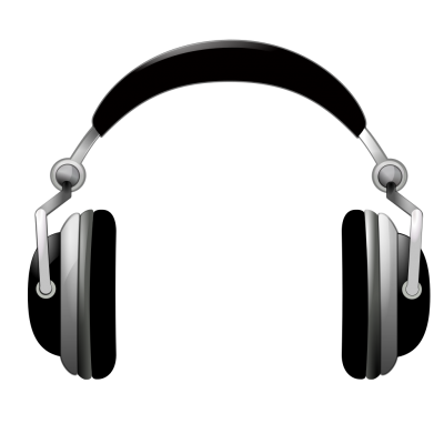 Headphones Clipart Photo