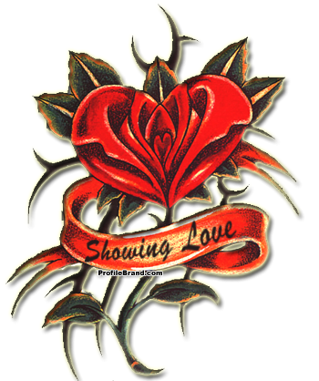 Heart Tattoos PNG Picture