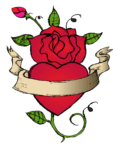 Image Heart Tattoos Transparent PNG Images