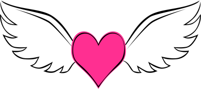 Simple Heart Tattoos PNG Images