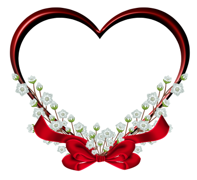 Floral Heart Wonderful Picture Images PNG Images