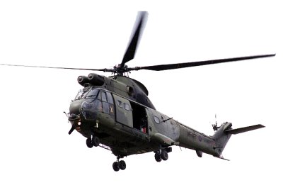 Helicopter Army PNG Icon