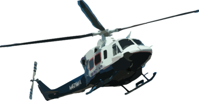 Private Helicopter Clipart Photo
