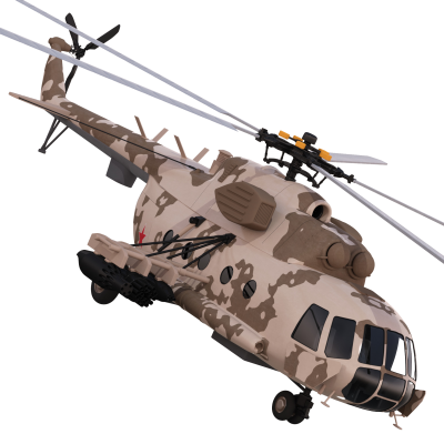 Army Helicopter Transparent Picture