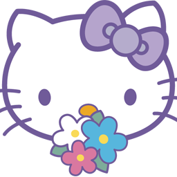 Closely Hello Kitty Png images, Face, Flower PNG Images