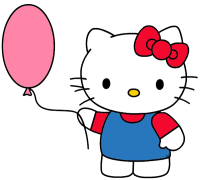 Pink Balloon, Cute Toy Hello Kitty Hd images Png PNG Images