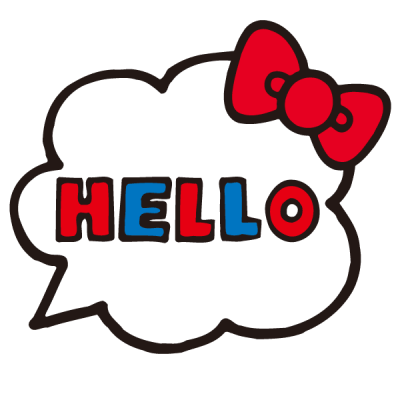 Red Hello Kitty icon Clipart PNG Images