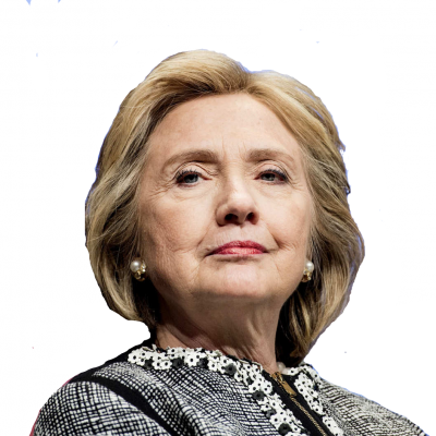 Hillary Clinton Head Free Download PNG Images