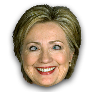 Hillary Clinton Clipart HD PNG Images