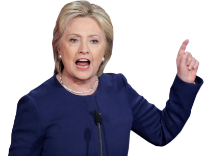 Hillary Clinton Clipart PNG File PNG Images